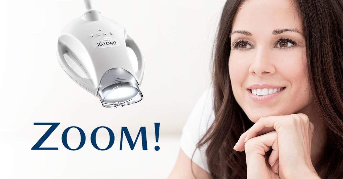 Philips Zoom Laser Teeth Whitening | Whites Dental