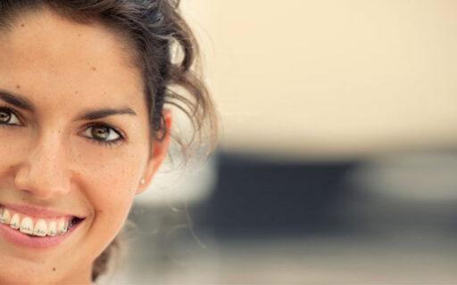 adult wearing braces | Whites Dental