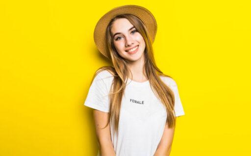 girl smiling   Whites Dental