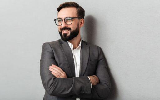 man smiling   Whites Dental