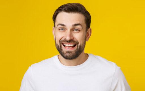 man smiling| Whites Dental