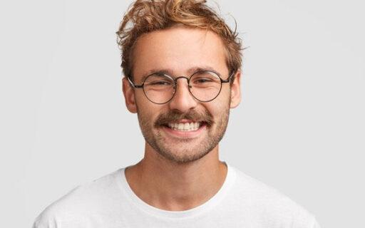man smiling | Whites Dental