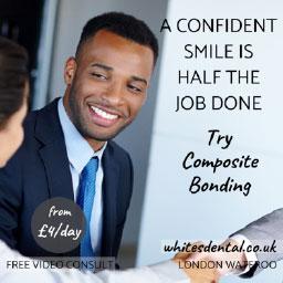 orthodontist london waterloo   Whites Dental